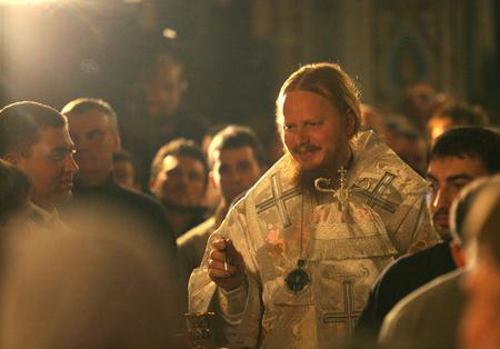 наместник Киевского Троицкого Ионинского монастыря епископ Обуховский Иона (Черепанов)