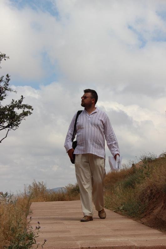 Священник Андрей Дудченко в Зельве, Каппадокия