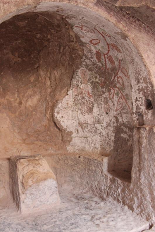 Виноградная церковь в Зельве, Каппадокия