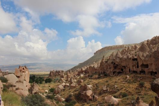 Музей под открытым небом Зельве, Каппадокия