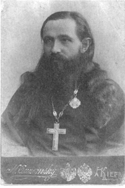 Протоиерей Александр Глаголев