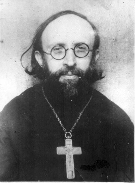 Священник Алексий Глаголев
