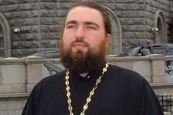 Священник Вадим Паевский