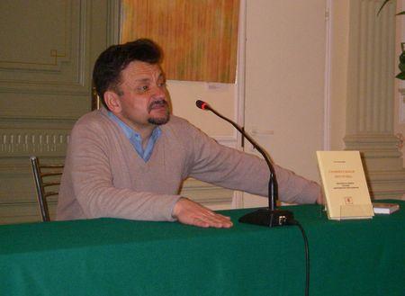 Священник Сергей Голованов