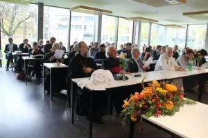 Почётный гость форума - митрополит Ионафан (Елецких)