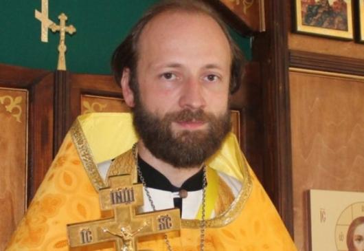 Священник Николай Савченко