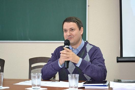 Михаил Черенков, профессор Украинского католического университета (Львов)