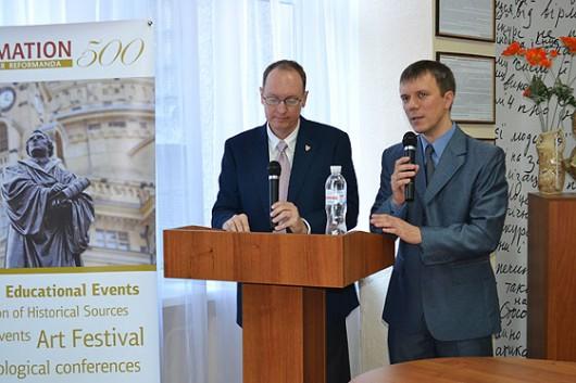 Профессор Дональд Ферберн (Donald Fairbairn), семинария Гордон-Конвелл, США