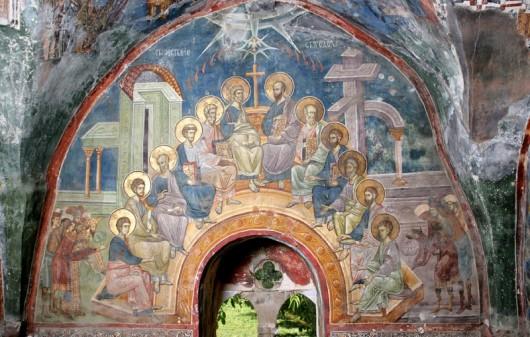 Пятидесятница. Печская патриархия, Сербия