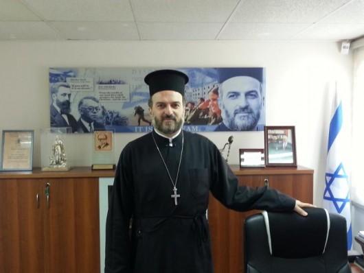 Отец Габриэль Надаф
